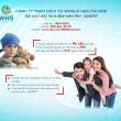 WORLD HEALTHCARE SERVICE – CHUNG TAY VÌ SỨC KHỎE CỘNG ĐỒNG